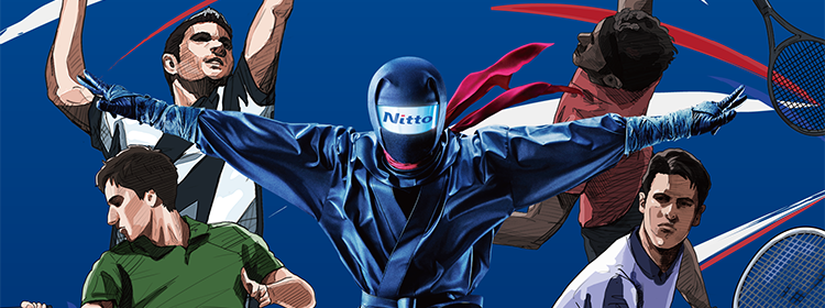 Nitto is the Title Sponsor for the ATP Finals in London