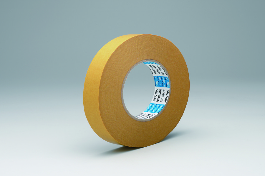 Nitto In Japan (english)  Double Sided Tape That Adheres