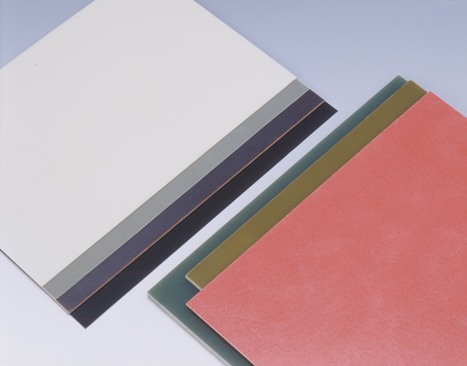 FRP Sheet Material with Excellent Insulating Properties